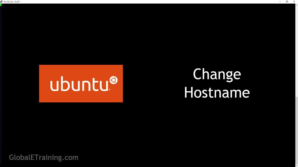 Configure static ip on Ubuntu Server20.04