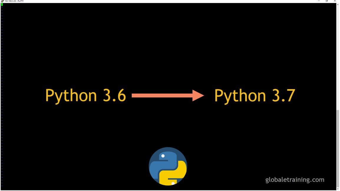 How to Upgrade to Python 3.7 on Ubuntu18.x